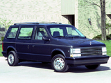 Plymouth Voyager 1987–90 images