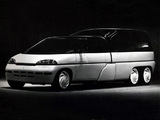 Plymouth Voyager III Concept 1989 images