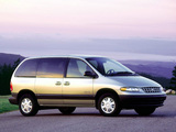 Plymouth Voyager 1995–2000 images