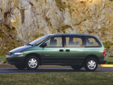 Plymouth Voyager 1995–2000 pictures