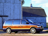 Plymouth Grand Voyager 1991–96 wallpapers
