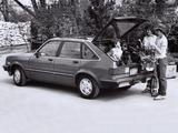 Pontiac 1000 5-door 1984–87 wallpapers
