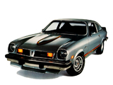 Images of Pontiac Astre Lil Wide Track by Jerry Juska 1975