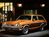 Pontiac Astre SJ Safari Wagon 1975 wallpapers