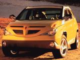 Images of Pontiac Aztek Concept 1999