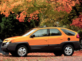 Images of Pontiac Aztek 2001–02