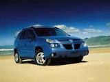 Images of Pontiac Aztek 2002–05