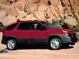 Photos of Pontiac Aztek 2001–02