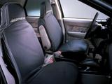 Pictures of Pontiac Aztek 2001–02