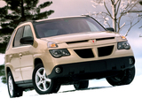 Pictures of Pontiac Aztek 2002–05