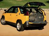 Pontiac Aztek Concept 1999 images
