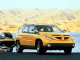 Pontiac Aztek Concept 1999 pictures