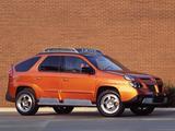 Pontiac Aztek SRV Concept 2001 wallpapers