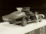 Photos of Pontiac Banshee Concept Car 1966