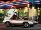 Pictures of Pontiac Banshee Concept Car 1964