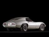 Pontiac Banshee Concept Car 1964 images