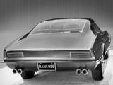 Pontiac Banshee XP-798 Concept Car 1966 images