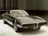 Pontiac Banshee Concept Car 1966 pictures