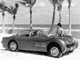Images of Pontiac Bonneville Special Concept Car 1954