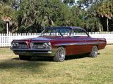 Images of Pontiac Bonneville ardtop oup 1961