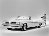 Images of Pontiac Bonneville Convertible (2867) 1961