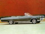 Images of Pontiac Bonneville Convertible (2867) 1964