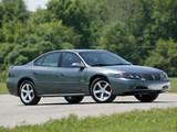 Images of Pontiac Bonneville GXP 2004–05