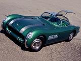 Photos of Pontiac Bonneville Special Concept Car 1954