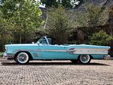 Photos of Pontiac Bonneville Convertible 1958