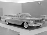 Photos of Pontiac Bonneville Convertible 1960