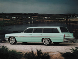Photos of Pontiac Bonneville Custom Safari (2735) 1961