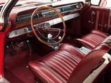Photos of Pontiac Bonneville Convertible (2867) 1962