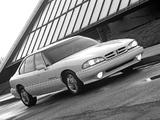 Photos of Pontiac Bonneville SE 1992–95