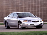 Photos of Pontiac Bonneville SE 2000–05