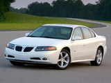 Photos of Pontiac Bonneville GXP 2004–05