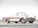 Pictures of Pontiac Bonneville Convertible 1957