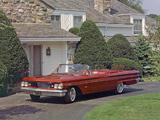 Pictures of Pontiac Bonneville Convertible 1960