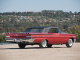 Pictures of Pontiac Bonneville Convertible 1960