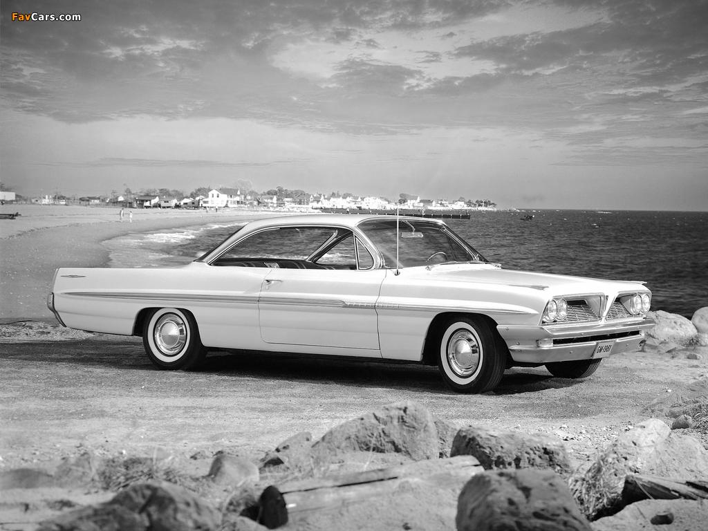 Pictures of Pontiac Bonneville ardtop oup 1961 (1024 x 768)
