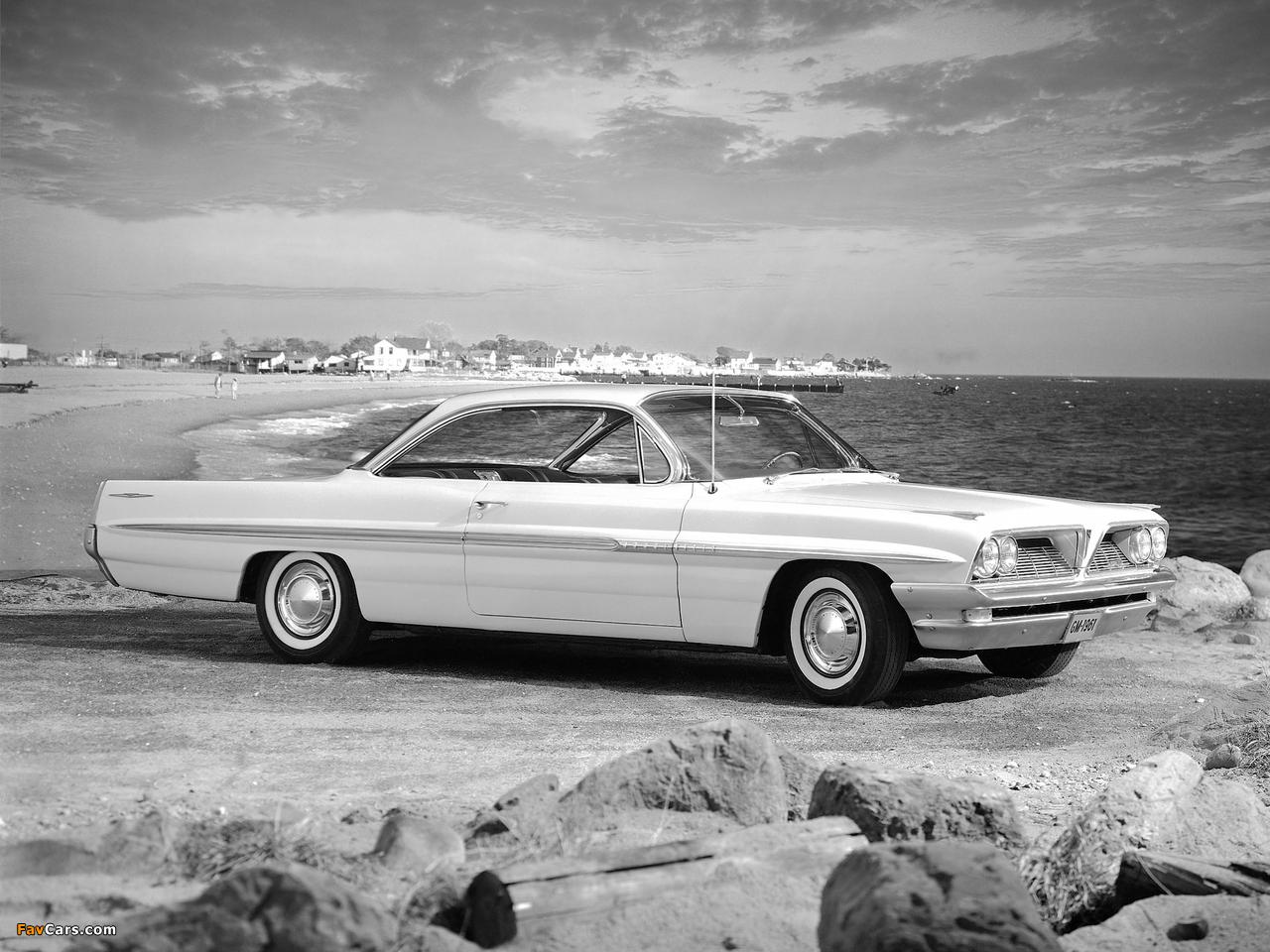 Pictures of Pontiac Bonneville ardtop oup 1961 (1280 x 960)