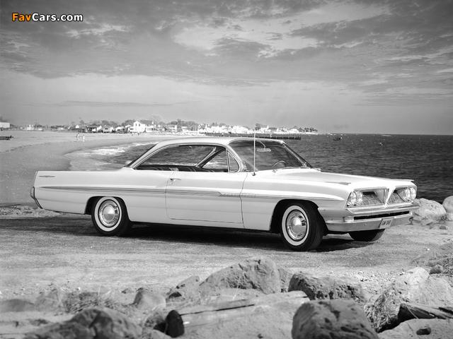 Pictures of Pontiac Bonneville ardtop oup 1961 (640 x 480)