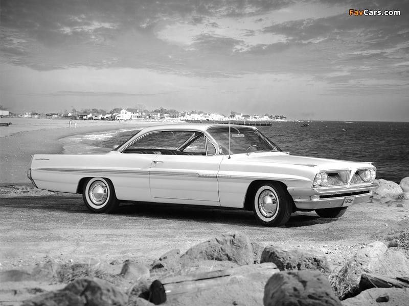 Pictures of Pontiac Bonneville ardtop oup 1961 (800 x 600)