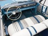 Pictures of Pontiac Bonneville Convertible (2867) 1961