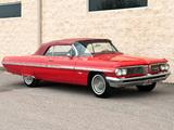 Pictures of Pontiac Bonneville Convertible (2867) 1962