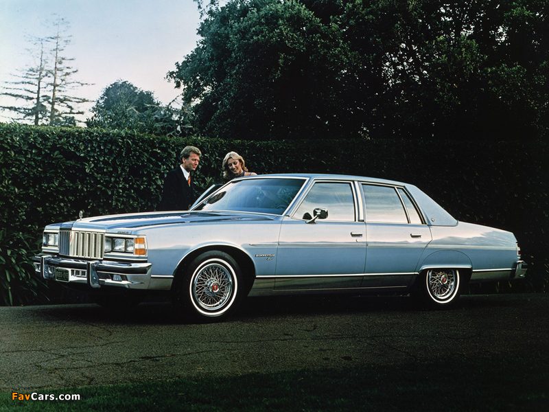 Pictures of Pontiac Bonneville Brougham 1979 (800 x 600)