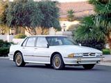 Pictures of Pontiac Bonneville SSE 1987–91
