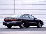 Pictures of Pontiac Bonneville SLE 2000–05
