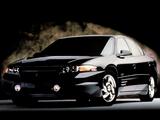 Pictures of Pontiac Bonneville SSEi 2000–04