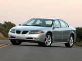 Pictures of Pontiac Bonneville GXP 2004–05