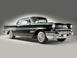 Pontiac Bonneville Convertible 1957 photos